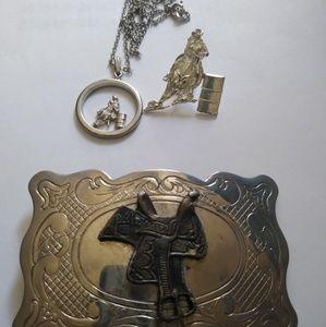 Western Jewelry Lot